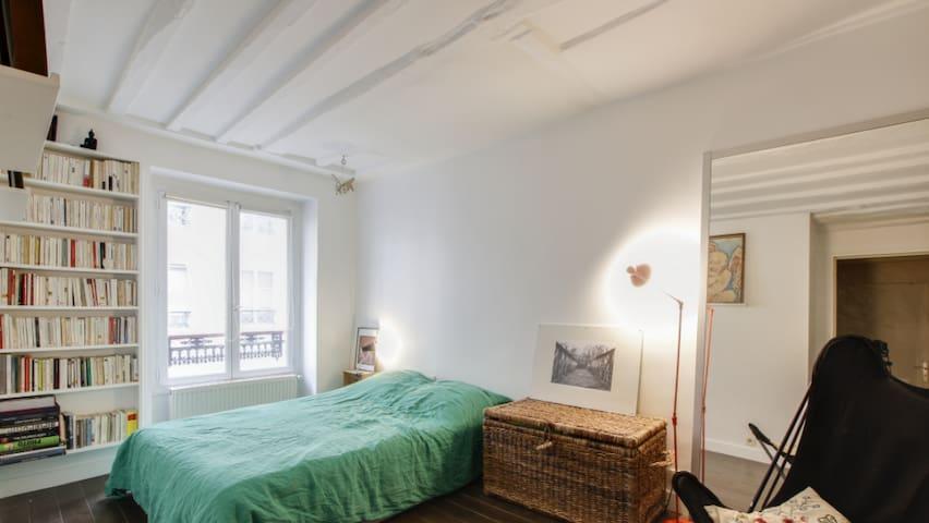 Room in Cozy apartment