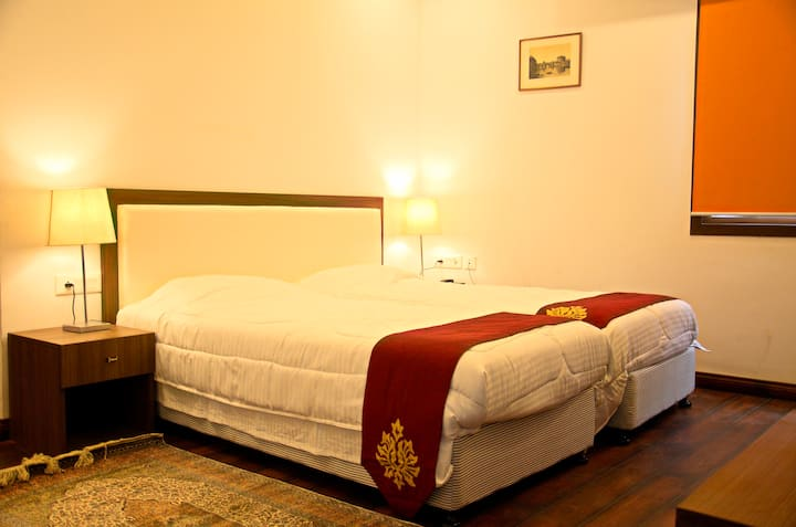 Room in BnB near Hauz Khas - Close to Metro/Pubs
