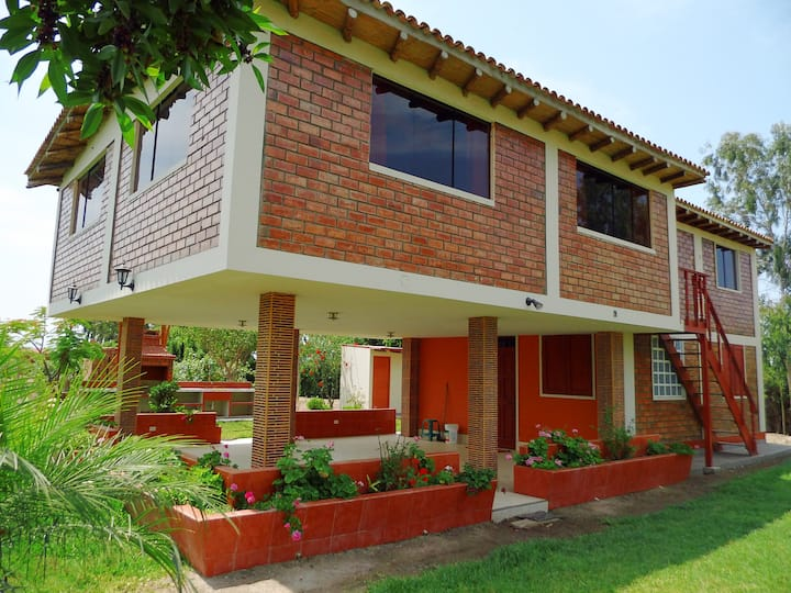 Cozy Lodge in Mala