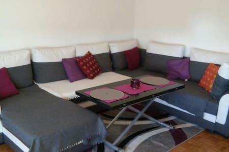 Bel Appartement Lyon Spacieux T3 - Saint-Genis-Laval - Leilighet