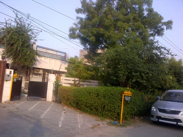 Green house ,Peaceful stay, Centrally located! - Amritsar - Villa