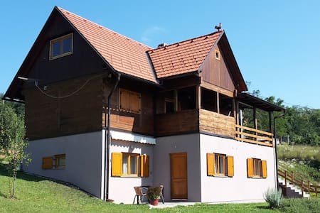 Health thermal water - house Marija