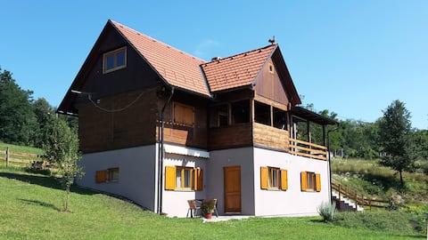Health thermal water - house Marija