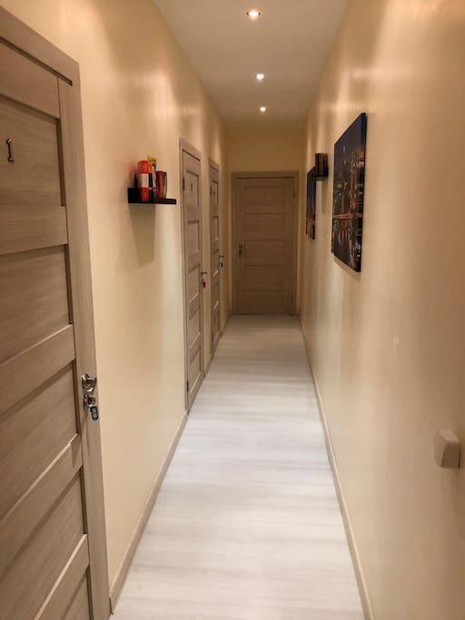 Общий коридор