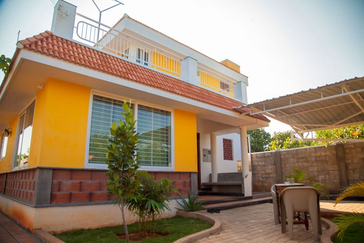 Auroville Comfort Villa