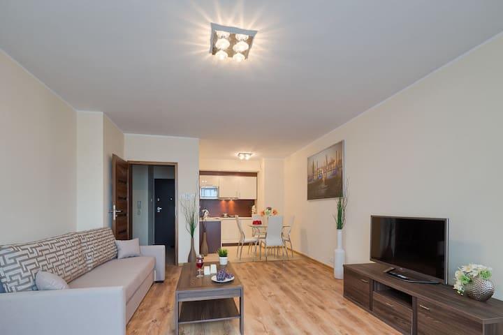 Apartment 100 - for 2 people - Warszawa - Apartament