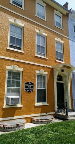 Ronns Row House Historical 409 S.Main Street