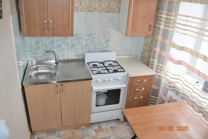 Уютная 1 комн. квартира на Абая 134