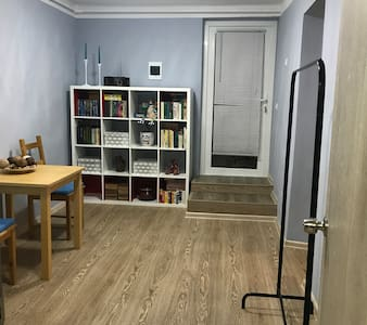 Апартаменты на Новой