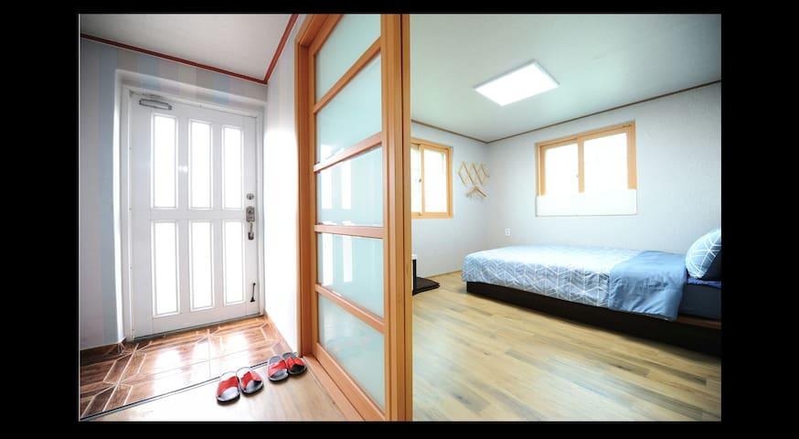 우도땅콩펜션무료픽업牛岛民宿,Udo hostel,免费接港,202 - Udo-myeon, Jeju-si - Apartemen