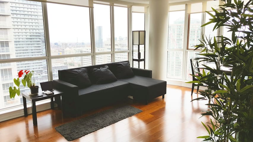 Entire Subpenthouse with Amazing View and Location