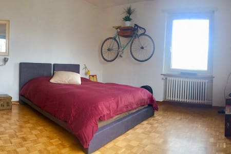 Spacious room in sunny flat close to the center ! - Bern