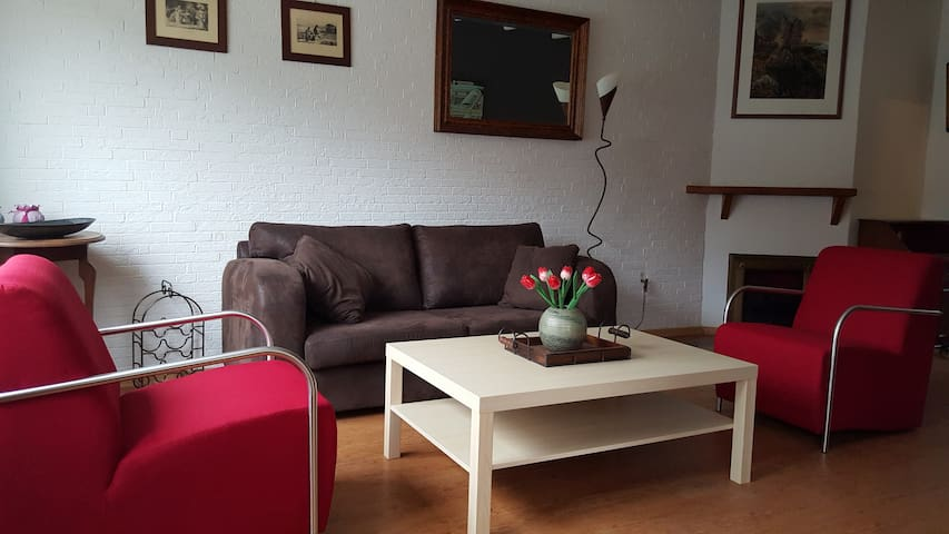 Charming 1 bedroom appartment - Zandvoort - Apartment