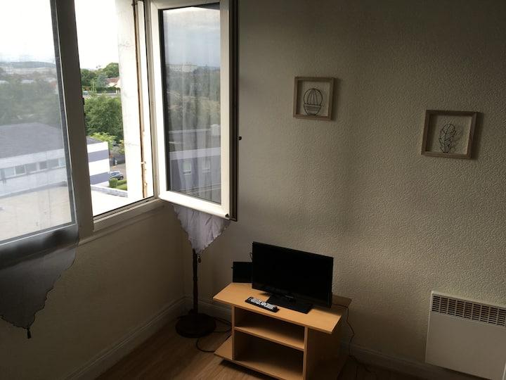 Studio proche de la gare