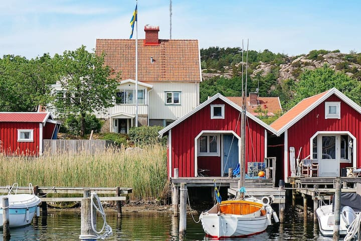 4 person holiday home in HAMBURGSUND