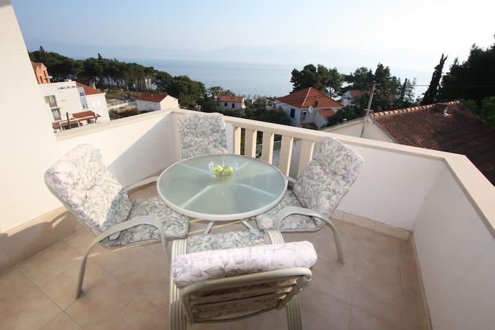 Double room app APARTMENTS ZAVA,close to beach - Sutivan - Suite per als hostes