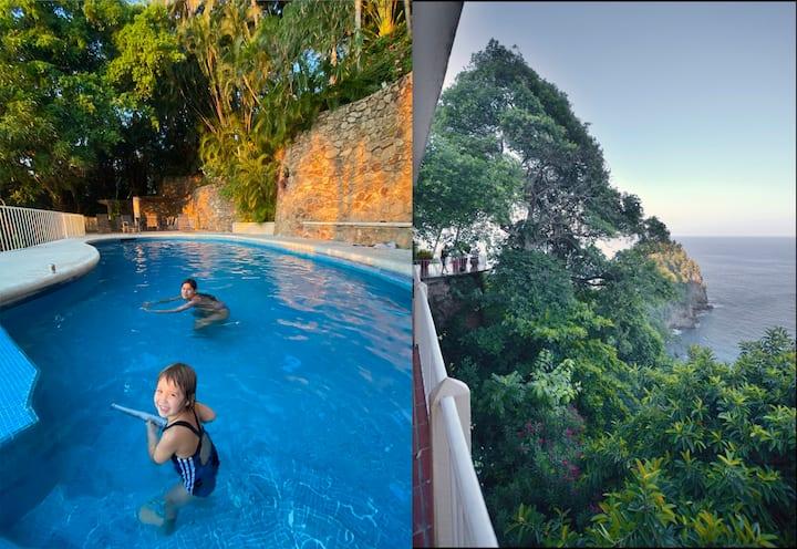Villa Elsa, la mejor vista de Acapulco