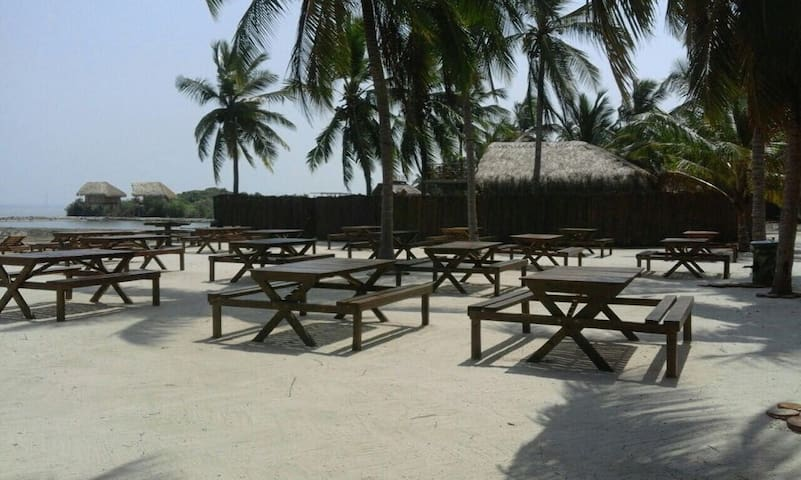 Kalpitiya Resort by Ceylon Wings - Kudawa - Villa