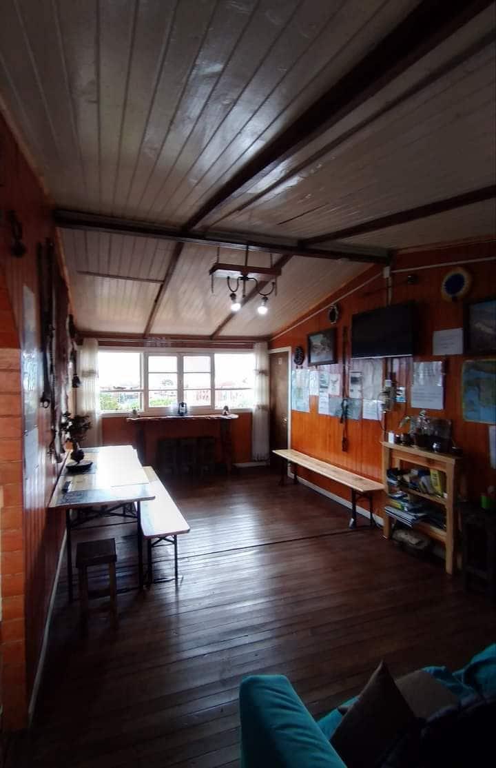 Mirador del Beagle, es un lugar único y cogedor.