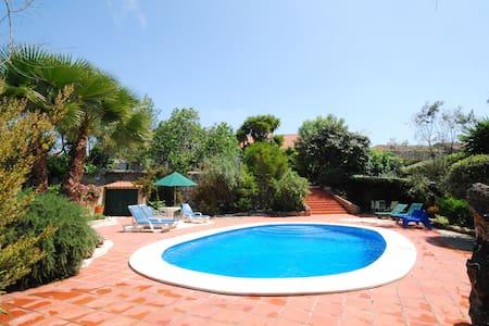 Casa rural vintage en Soudos Lisboa con piscina