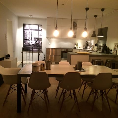 Modern,recently renovatet apartment - Bærum - Appartement