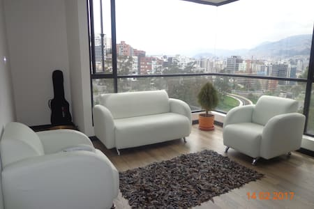 Rent master bedroom in a shared dep in Quito. - Quito - Lakás