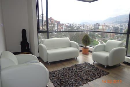Rent master bedroom in a shared dep in Quito. - Quito - Leilighet