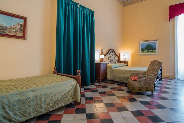 Conte Ruggero Camera della Musica - Scicli - Bed & Breakfast