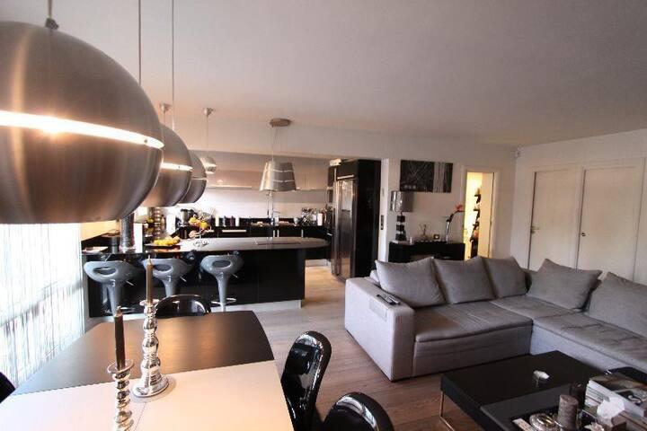 Bel Appartement style loft aux portes de Paris - Saint-Maurice - Apartment