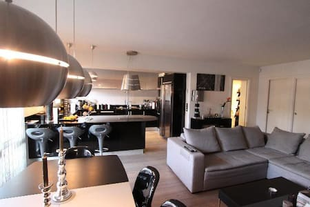Bel Appartement style loft aux portes de Paris - Saint-Maurice