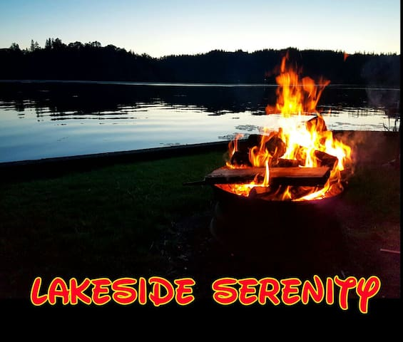 Lakeside Serenity - Mission - Hus