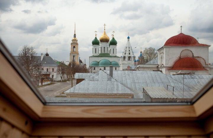 Дом в Кремле 2