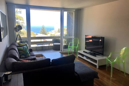 Private room in modern apartment with ocean view - Vaucluse - Huoneisto