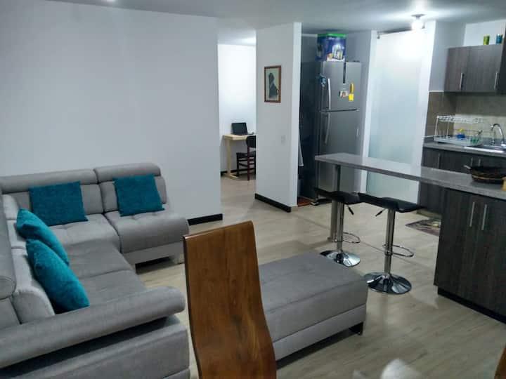 Apartamento Alameda Tocancipá