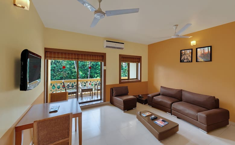 One Bedroom suite - North Goa