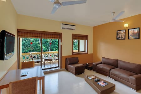 One Bedroom suite - North Goa - Boetiekhotel