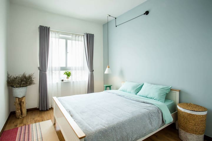 Cozy room with nice view - Ho Chi Minh City - Daire