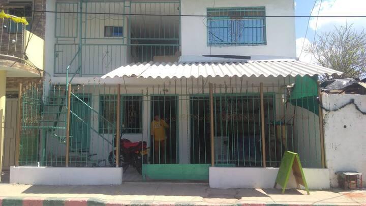 Habitaciones en Tolú a tres cuadras del mar