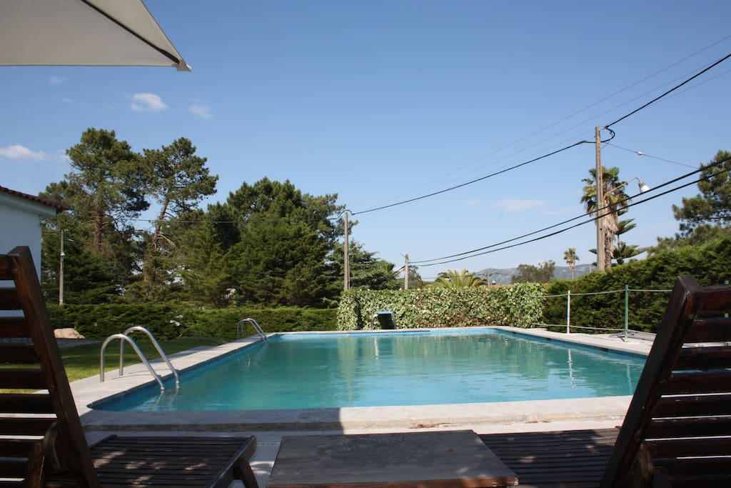 ARRÁBIDA GARDEN HOUSE - Swimming pool
