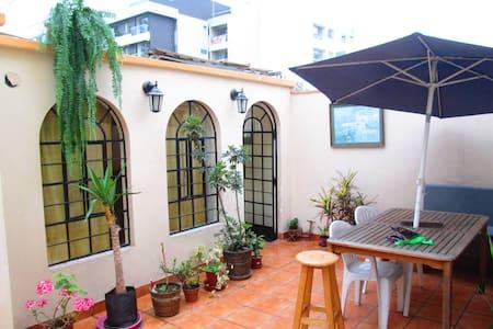 Bedroom in Miraflores close to the sea. - Distrito de Lima