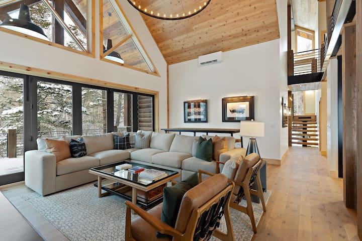 Dunn Cabin at Teton Springs Lodge & Spa