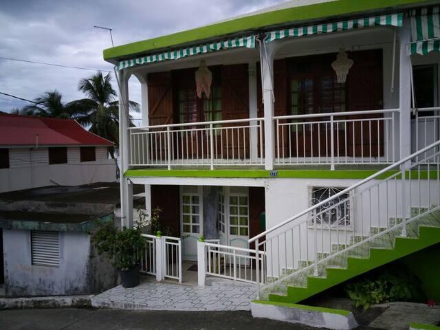 Logement dans maison proche de la mer