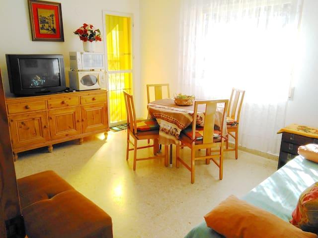 Apartamento en almuñecar, Playa San Cristobal - Almuñécar - Apartment
