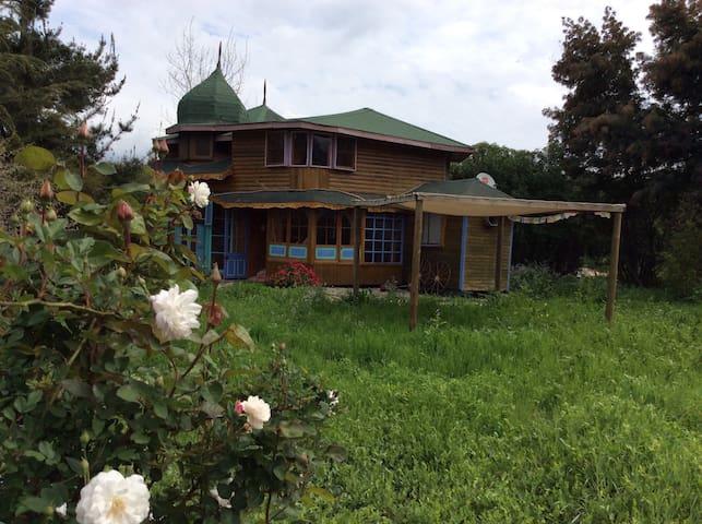 Cabaña en comunidad ecologica - Olmué - House