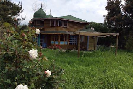Cabaña en comunidad ecologica - Olmué