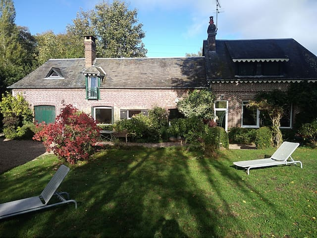 Cottage en Normandie