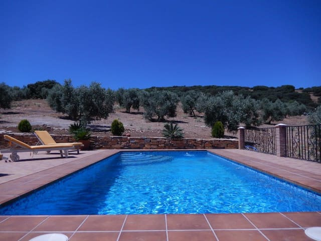 'San Nicolas', Splendid, w/pool, grounds and views