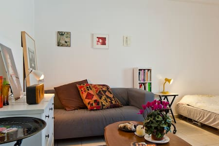 Sweet apartment in a great location - Tel Aviv-Yafo - Byt
