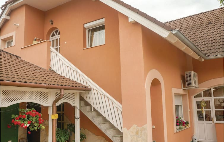 Holiday apartment with 4 bedrooms on 120m² in Köröshegy