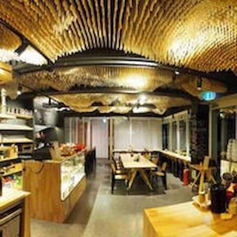 Flinders st Cafe